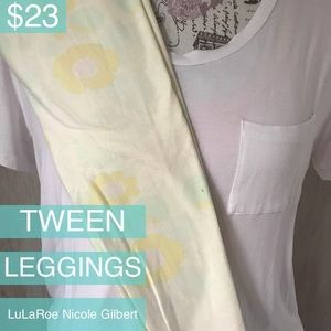 LuLaRoe Tween Legging Bundle